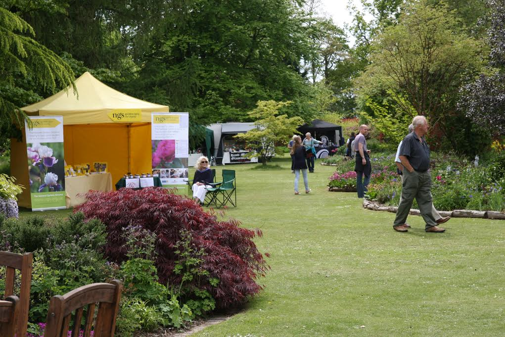 open gardens, garden centre, plant nursery, tearoom in Colchester and Essex